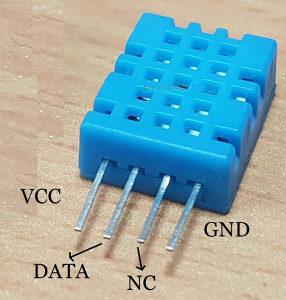 DHT11 - Arduino, senzor temperature i vlažnosti