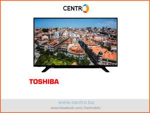 """TOSHIBA TV 49U2963DG D-LED, 49""""-123 cm,Smart"""