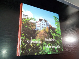 Knjiga njemački Fruthwilen Salenstein Mannenbach