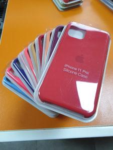 iPhone 11 Pro original maska case silikon Sve boje