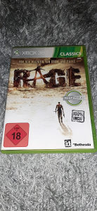 Igra orginal xbox 360 RAGE na 3 cd