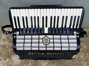 Harmonika Settimio Soprani 120 basova