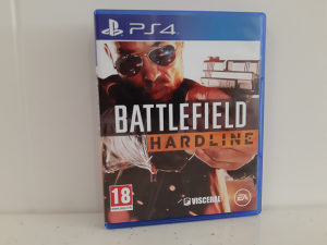 Battlefield : Hardline (Playstation 4 - PS4)