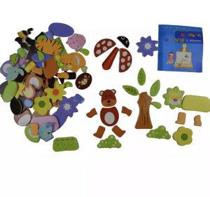 Puzzle magnetne slagalice za djecu