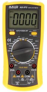 Digitalni multimetar Axiomet AX-572