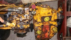 Hidraulicna pumpa linde bpv