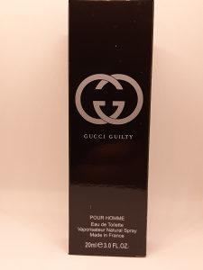 Parfem GUCCI GUILTY 20ml tester parfem