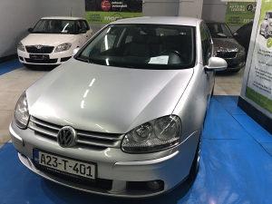 VW GOLF 5 RABBIT 1.9 TDI,REGISTROVAN