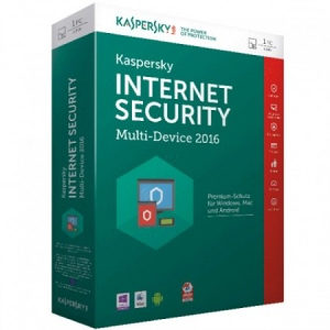 Kaspersky Internet Security MD Retail