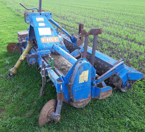 Roto TILER freza traktorska falc 2.5 m paker drljaca