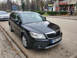Škoda Octavia Scout 1.9 TDI 4X4