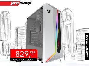 GAMING RAČUNAR TOP I7 4770 AMD RX 580 4GB