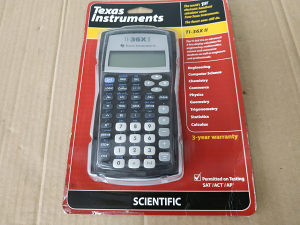 Texas Instruments Ti - 36X II Scientific Calculator