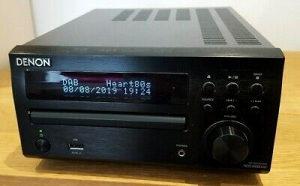 Denon RCD M39 DAB+ DAB Receiver bluetooth mp3 cd usb