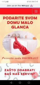 Glanc servis-ciscenje stanova Banja Luka 066/988-415