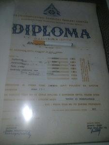 Vojna diploma