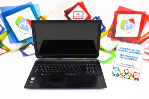 Laptop Toshiba C50-B; i3-4005u; 120GB SSD; 4GB RAM