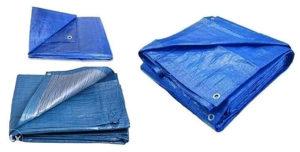 Cerada PVC Cerada plava 4x6 Besplatna dostava