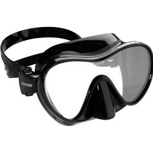 Maska za ronjenje, podvodni ribolov. Cressi F1
