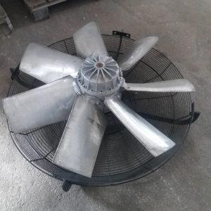 AKSIJALNI VENTILATOR 2 kW