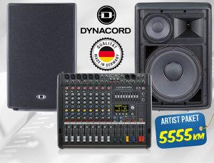 Dynacord Artist Paket