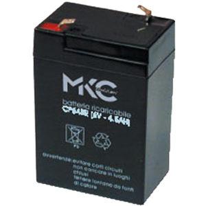 Baterija akumulatorska MKC 6V/4.5Ah