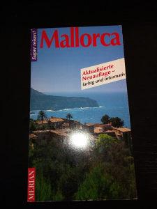 Knjige njemački Mallorca Majorka Majorca-Vodič