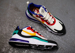 Nike 270 React HIT MODEL >>>FinishLine7<<<