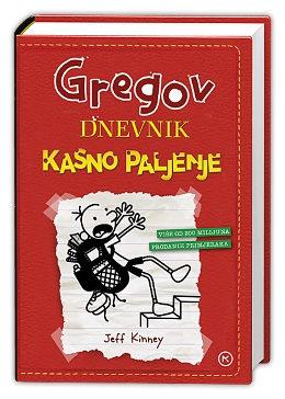 Gregov dnevnik / MOZAIK KNJIGA