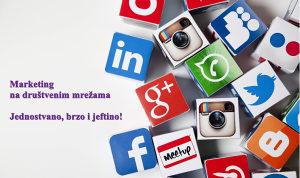 Profesionalno vođenje Facebook i Instagram stranica