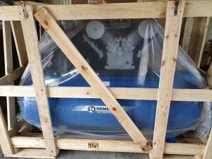 Industrijski klipni kompresori Remeza od 2,2kW do 11kW
