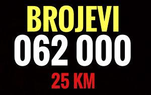Ultra broj 062 000 AKCIJA 25 KM