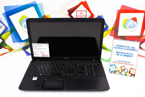 Laptop Toshiba C870D-119; E1-1200; 500GB HDD