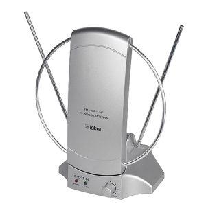 SOBNA ANTENA UHF/VHF SA POJACALOM  (024206)