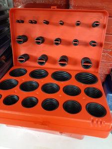 Set gumica za vodu ulje i razno 419 dijelova