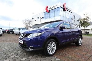 Nissan Qashqai 1.6 DCI Xtronic Acenta Business Edition