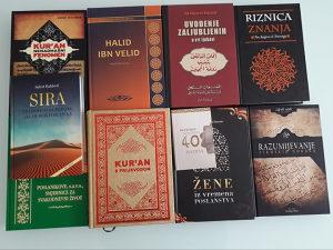 Akcijska ponuda komplet 9 knjiga + 1 gratis