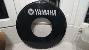 Prednja opna za bas bubanj Yamaha