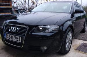 Audi a3 1.9 tdi 77kw SPORTBACK 2007.god