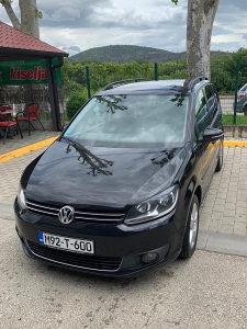 VW Touran 2.0 TDI DSG