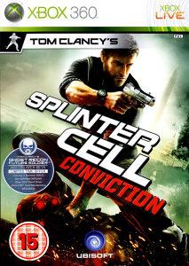 SPLINTER CELL CONVICTION XBOX 360 ORIGINAL