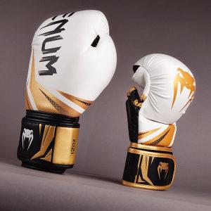 Venum - Challenger 3.0 Boks Rukavice - White/Black-Gold