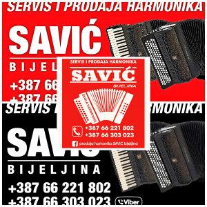Harmonike Harmonike Savić