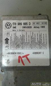 CENTRALA MODUL AIRBAG VW TOURAN 1T0909605D DIJELOVI
