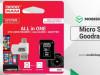 GOODRAM microSD kartica 16GB klasa 10