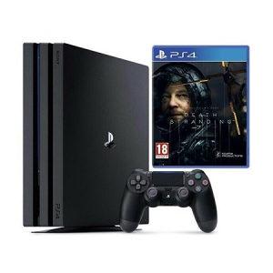 Sony Playstation PS4 1TB   Death Stranding