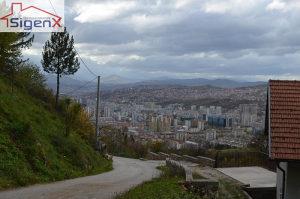 SIGENX prodaje:9 duluma zemljišta/Zlatište/Centar
