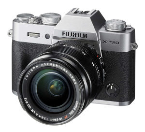 Fuji X-T20 18-55, EXTRA cena - PCFOTO
