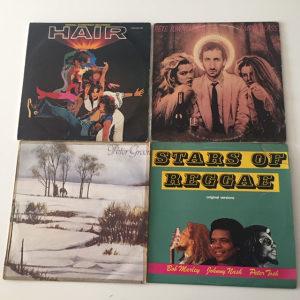 Gramofonske ploče lot 54 LP