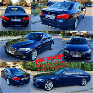 BMW 5 530d F10 EXCLUSIVE*STANJE KAO NOVO* 530 d